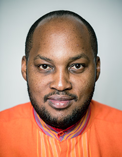 Joseph Nkurunziza, Executive Director of Never Again Rwanda